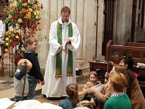 Parish of St Faith, Family Serevices